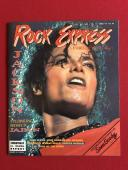 "1987, Michael Jackson, ""Rock Express"" Oversize Magazine (Scarce)"