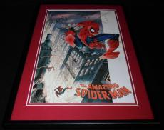 1989 Amazing Spider-Man Framed 10x15 Poster Official Repro Marvel