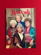 "1989, Golden Girls, ""TV Week"" Guide (Scarce)"