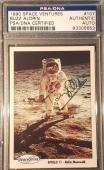 1990 Buzz Aldrin Apollo 11 Space Shots Ventures Signed PSA/DNA AUTHENTIC AUTO