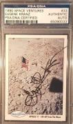 1990 Eugene Kranz Apollo 11 Space Shots Ventures Signed PSA/DNA MINT AUTO NASA