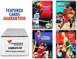 1992-93 Skybox Basketball Complete Set of 413 Cards