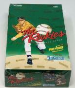 1992 Donruss The Rookies Baseball Box