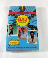 1992 Eclipse Comic Book Creators Trading Card Box 36 Packs