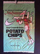 1992 Muhammad Ali, Potato Chips Bag