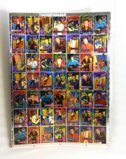1992 The River Group Elvis Series Two Uncut Dufex Foil Sheet (48 Card) Top Ten