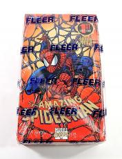 1994 Fleer Marvel Amazing Spider-Man 1st Edition Trading Card Box 36 Packs