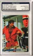 1995 Sports Time Baywatch David Hasselhoff Signed Auto Card (B) PSA/DNA