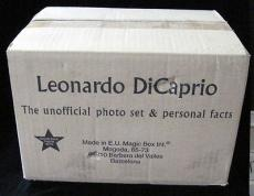 1997 magic Box Leonardo Dicaprio Factory set case (photo set)