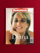 "1997, Princess Diana, ""Newsweek COMMEMORATIVE ISSUE"" Magazine (Scarce)"
