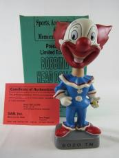 1997 SAM Inc Bozo The Clown Bobble Bobbing Head #232/1000