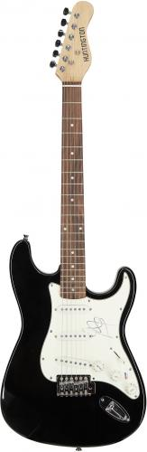 Steven Tyler Aerosmith Autographed Electric Guitar - PSA