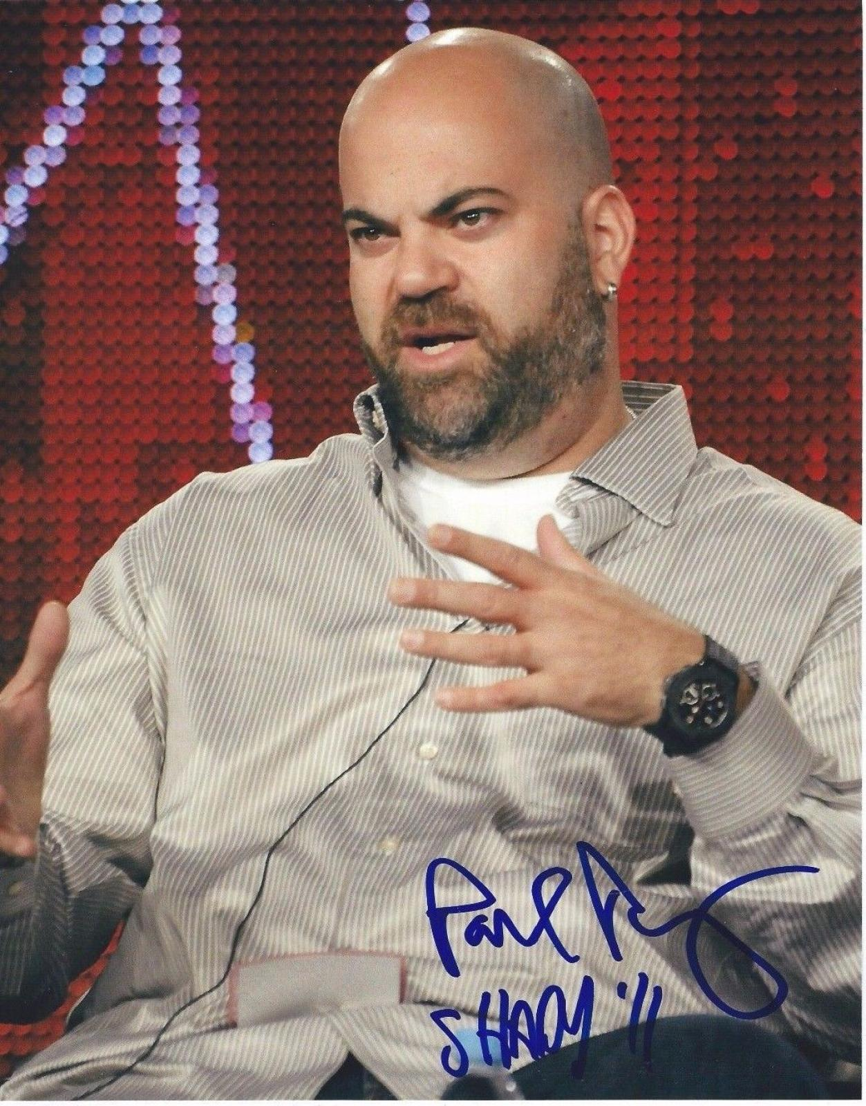 Eminem Producer PAUL ROSENBERG Signed 8x10 Photo