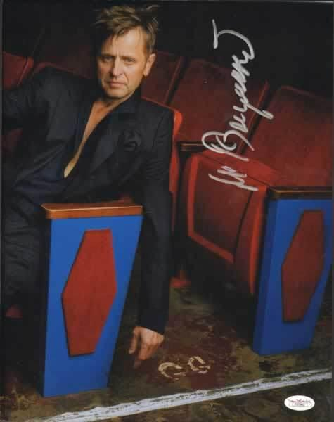 Mikhail Baryshnikov (Ballet) signed 11x14 photo -JSA #F87942