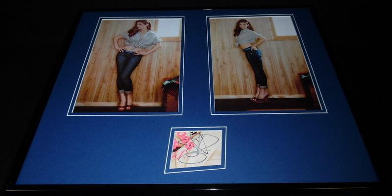 Sandra Bullock Signed Framed 16x20 Photo Set JSA The Proposal