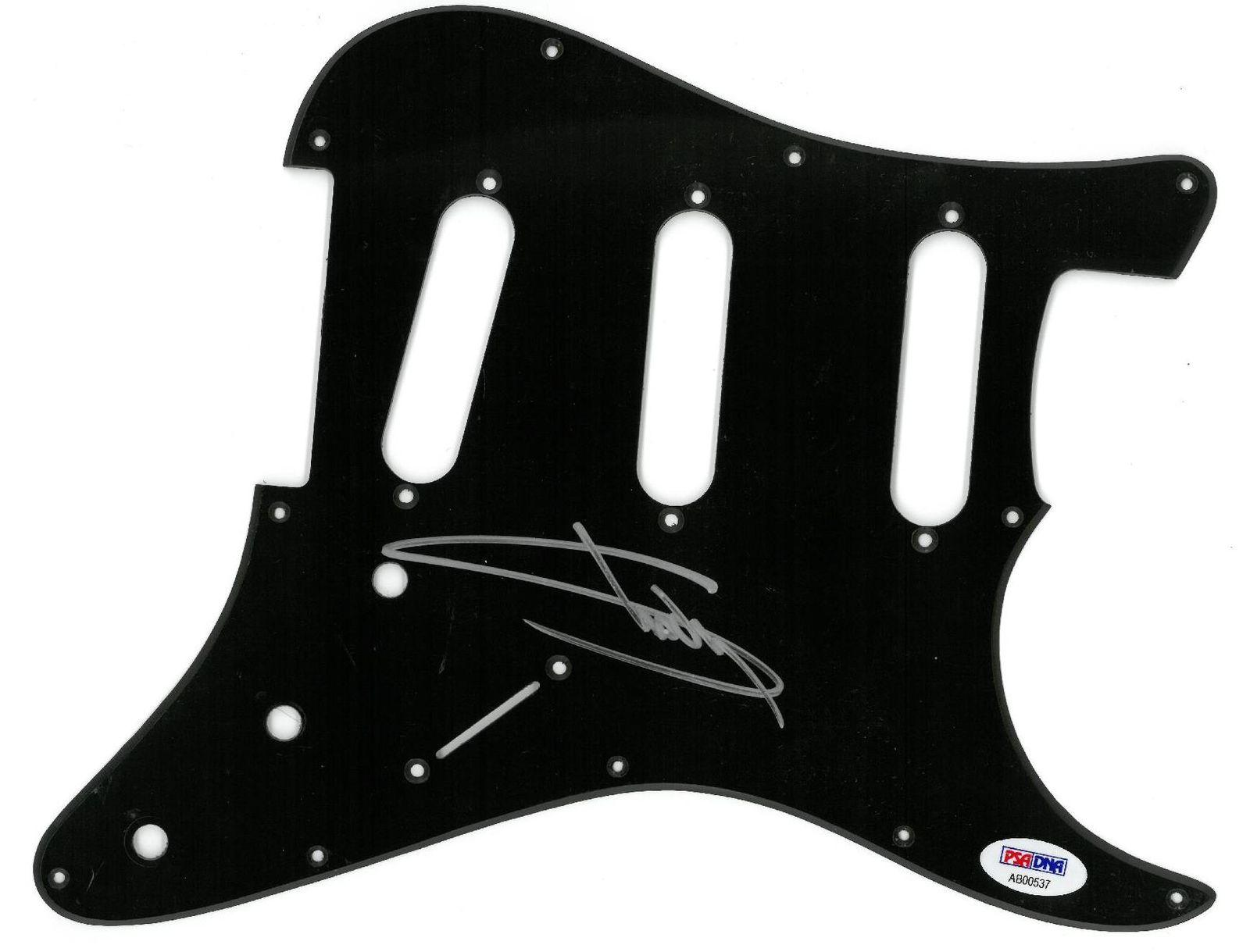 "Eminem Signed ""Shady"" Authentic Autographed Guitar Pickguard PSA/DNA #AB00537"
