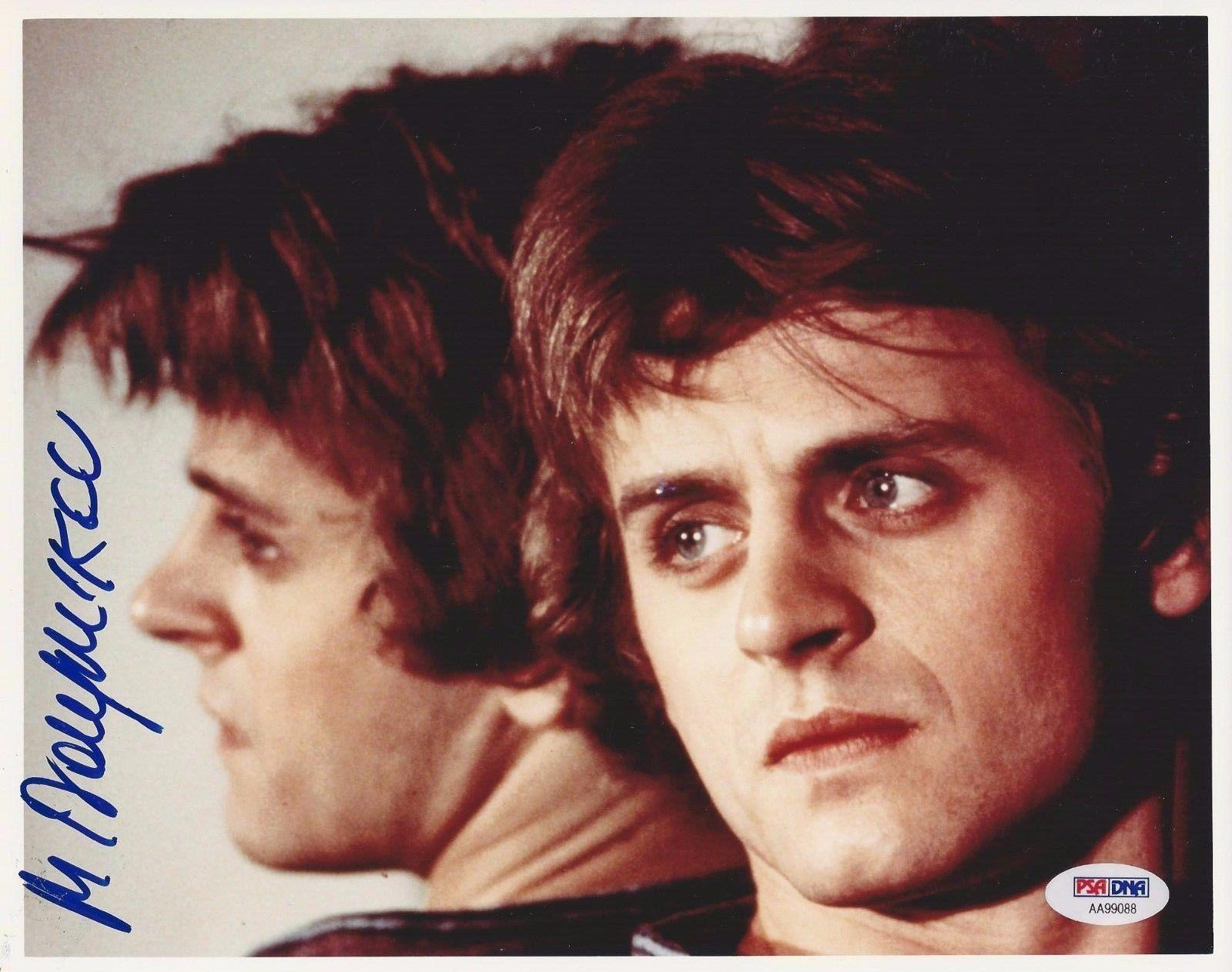 MIKHAIL BARYSHNIKOV Signed 8 x10 PHOTO w/ PSA/DNA COA
