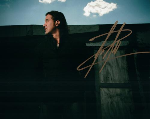 Creed Scott Stapp Signed Autographed Professional Photo UACC RD RACC TS