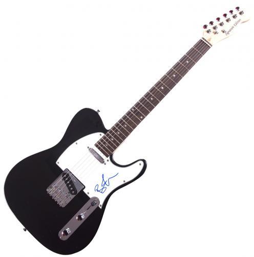 Ben Folds Autographed Signed Telecaster Guitar AFTAL UACC RD COA TS