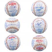 2004 American League All Stars Signed Baseball - PSA/DNA