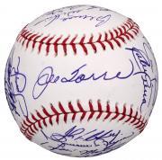 2005 New York Yankees Autographed Baseball - PSA/DNA
