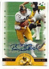 2005 Rocky Bleier Steelers Signed Auto Upper Deck Ls-rb