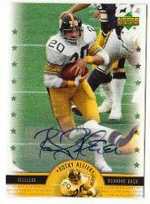 2005 Rocky Bleier Steelers Upper Deck Auto Ls-rb Signed
