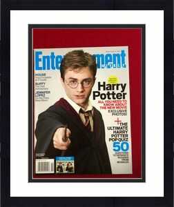 "2007, Harry Potter, ""Entertainment Weekly"" Magazine (No Label) Vintage"