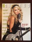 "2008, Taylor Swift, ""Close Up"" Magazine (Early Cover) Scarce"