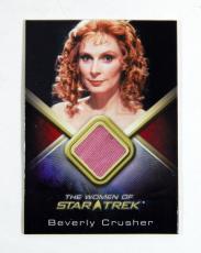 2010 Rittenhouse Women of Star Trek Costumes Beverly Crusher #WCC5 Pink