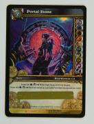 2010 World of Warcraft WOW TCG Portal Stone Loot Card Unscratched