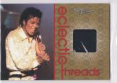 2011 Panini Michael Jackson Electric Threads Worn Used 1971 Boyd Clapton Sp Et1