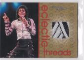 2011 Panini Michael Jackson Electric Threads Worn Used 1971 Boyd Clapton Sp Et2