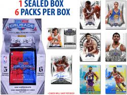2013-14 Panini Crusade Basketball Box of 6 Packs