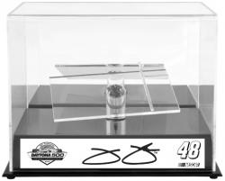 Jimmie Johnson 2013 Daytona 500 Champion 1/24th Die Cast Display Case - Mounted Memories