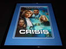 2014 Crisis NBC 11x14 Framed ORIGINAL Vintage Advertisement Poster D Mulroney