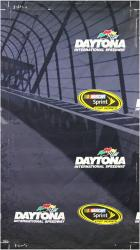 2014 Daytona 500 Driver's Meeting 106'' x 60'' Daytona Wall Banner - Mounted Memories