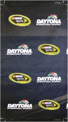 2014 Daytona 500 Driver's Meeting 106'' x 60'' Low Stripe Banner - Mounted Memories