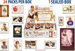 2014 TOPPS ALLEN & GINTER BASEBALL (24 PACKS) BOX - Mounted Memories