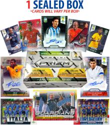 2014 World Cup Soccer Panini Prizm 24-Pack Box