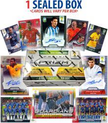 2014 World Cup Soccer Panini Prizm 24-Pack Box