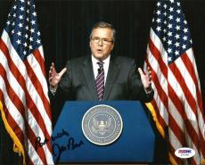 2016 Jeb Bush Presidential Hopeful Signed 8x10 Photo Auto PSA/DNA COA #3