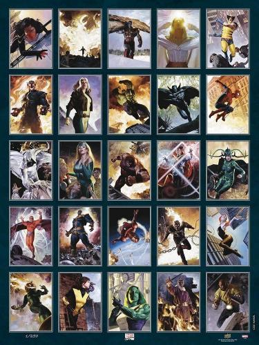 2020 Marvel Masterpieces Retrospective (Regular Edition) - Upper Deck