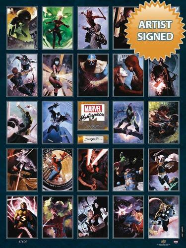 2020 Marvel Masterpieces Retrospective (Variant Edition) - Upper Deck