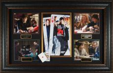 21 - Kevin Spacey & Cast Autographed Framed Casino Displ