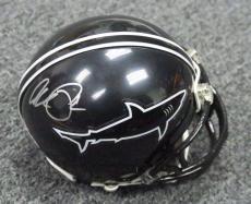22061 Al Pacino Signed Any Given Sunday Sharks Mini Helmet ITP AUTO PSA/DNA COA