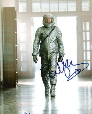 Signed Bob Thornton Picture - BILLY ASTRONAUT 8x10 Color