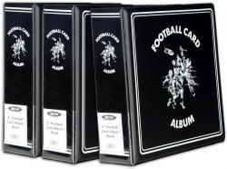 """3-3"""" Football Card Collectors Album-"""