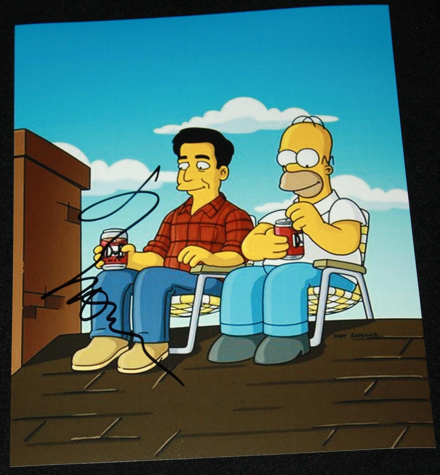 Ray Romano signed 8 x 10, Ice Age, Everybody Loves Ray, Simpsons, Proof, COA