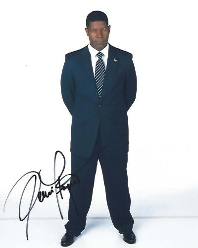 Autographed Dennis Haysbert Memorabilia Signed Photos Other Items